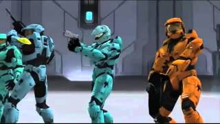 Repeat youtube video Red vs Blue—turn down for waht