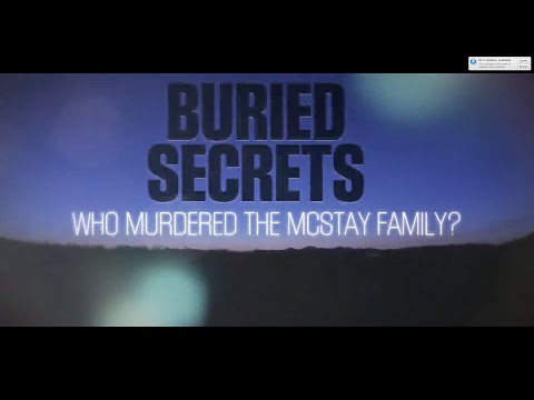 CNN SPECIAL REPORT - Part 1 - Who Murdered the McStay Family?