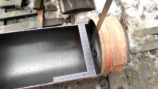 Газовый баллон, под мангал.(, 2015-04-03T16:10:53.000Z)