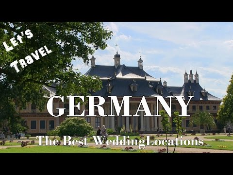 Let's Travel: Germany - The Best Wedding Locations 2016 [Deutsch] [English Subtitles]