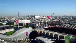 JO   Paris 2024   Le film technique de la candidature de Paris 2024