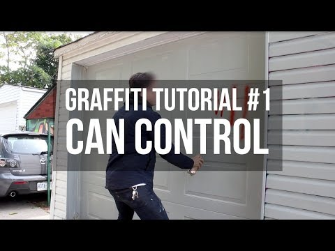 Graffiti Tutorial #1 - Can Control