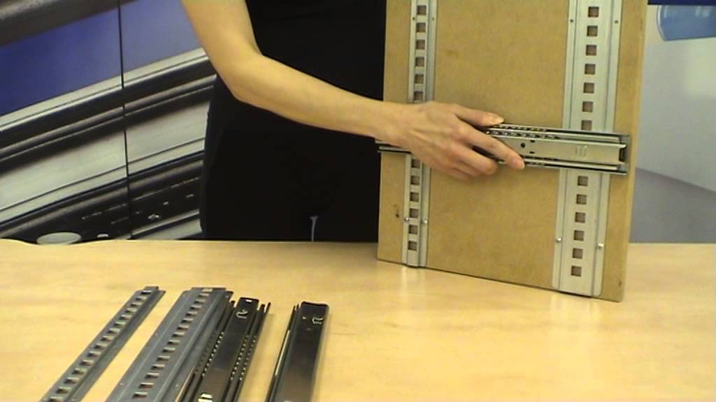 How To Install Bayonet Slides Using Ladder Strips Youtube
