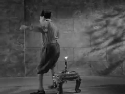 Jack Be Nimble Jack Jumped Over the Candle Stick Nursery Rhyme - Three Stooges