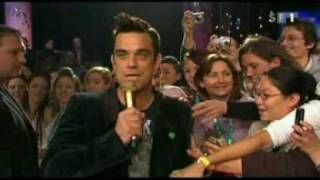 Robbie Williams Benissimo Advertising Space