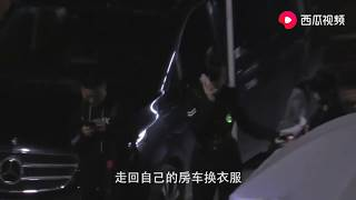 [English Subs] Luo Jin visited Tang Yan on the set of Unknown Detective 罗晋探班唐嫣《无名侦探》