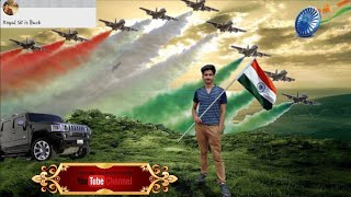 15 august photo editing PicsArt independence day How to make a Republic Day 15 August 2018