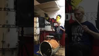 Джиган-Петушки (drum Cover)