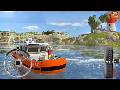 Coast Guard Beach Rescue Team (by Play With Games) Android Gameplay [HD]