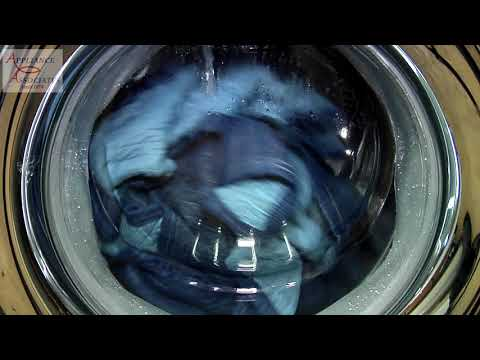 EFLS517STT Electrolux Heavy Duty Cycle TWO DELIVERY BLANKETS Test