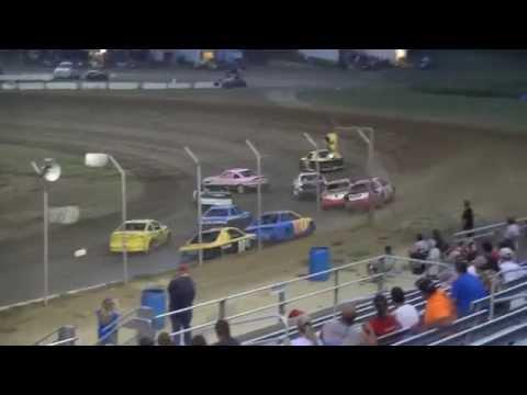 4 Cylinder heat and Dash 34 Raceway 9/5/15