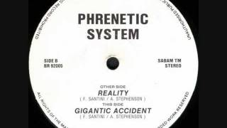 Phrenetic System - Reality (1992)