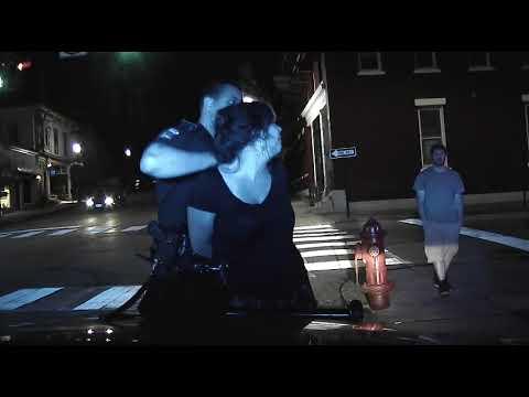 Rutland Police Arrest Video, 7/24/15