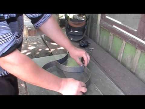 видео: Самодельная рамка для садовой дорожки и не только