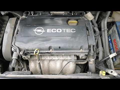 Двигатель Opel для Zafira B 2005 2012