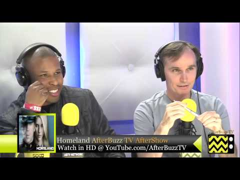 "Homeland After Show w/ Navid Negahban Season 2 Episode 9 "" Two Hats "" 