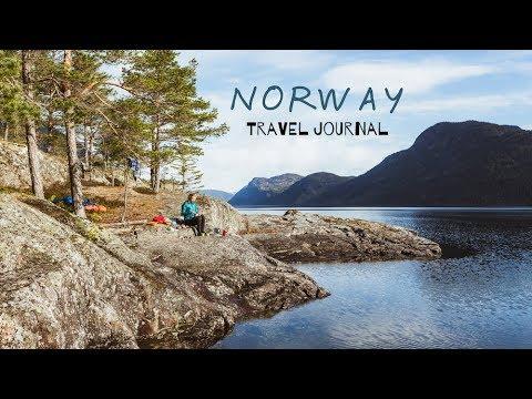 Travel Journal: Roadtripping Norway