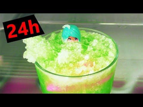 24 Stunden IM EIS?! Neu 24h Challenge von Stella & EURE IDEEN sind gefragt! Playmobil DIY