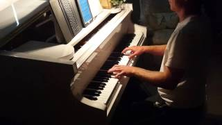 Billy Joel - Allentown (NEW PIANO COVER W/ SHEET MUSIC)
