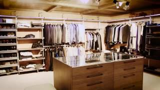 Гардеробная комната - мечта каждой женщины(В такой гардеробной комнате место нашлось для каждой вещички! Если хотите навести порядок в своём гардероб..., 2016-09-13T13:04:47.000Z)