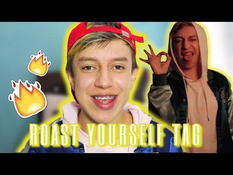 ROAST YOURSELF CHALLENGE TAG - EL EVER PEREZ