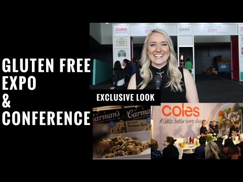 Gluten Free Expo & Conference: Melbourne 2016