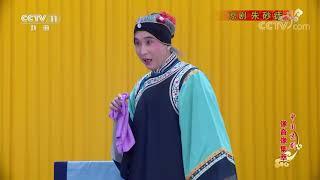 《中国京剧像音像集萃》 20191007 京剧《朱砂痣》| CCTV戏曲