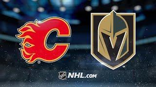 Karlsson notches hat trick in Golden Knights' 4-0 win