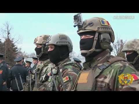 Moldova Special Forces Battalion Tribute.Fulger