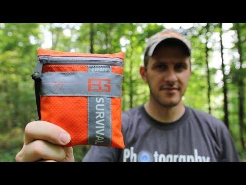 Bear Grylls Gerber Basic Survival Kit REVIEW