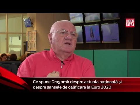 """Dumitru Dragomir, fostul preşedinte al LPF, invitat la """"Interviurile LIbertatea LIVE""""."""