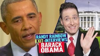 Baixar Randy Rainbow Exit-Interviews Barack Obama 👋❤️
