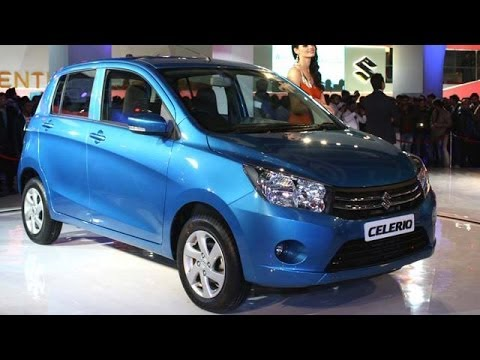Maruti Celerio CNG Launched In India