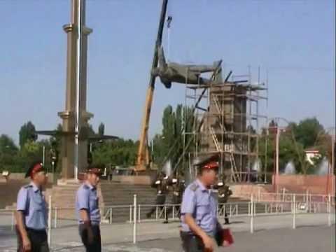 Goodbye Kyrgyz Lenin!