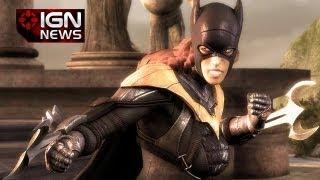 ign news injustice batgirl confirmed as next dlc character