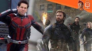 Ant-Man's Time Vortex & Avengers 4 Connection