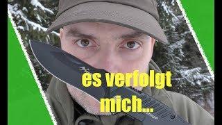 Dieses Messer verfolgt mich...