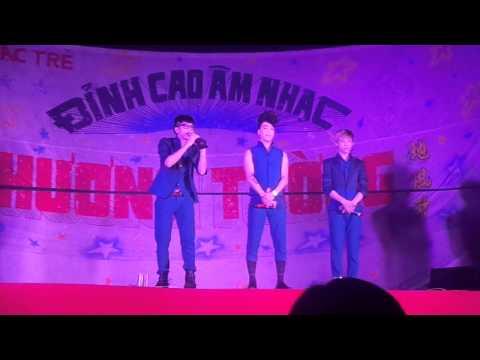 [HD] HKT - Lệ Tình & Beatbox ngẫu hứng ở Mỏ Cày Bắc - Bến Tre