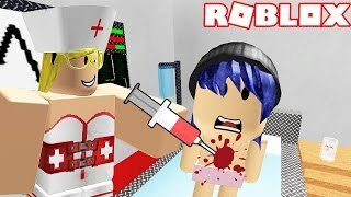 WHAT IS IT TO LIVE IN A HOSPITAL?! -Hospital Life #1 | ROBLOX