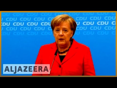 Germany's Merkel Set For Challenges In Her Fourth Term