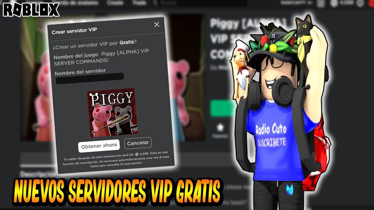 Servidores Gratis De Roblox Llegaron Los Servers Vip Gratis A Roblox Asi Se Obtienen Youtube