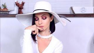 Простой БЮДЖЕТНЫЙ ЭФФЕКТНЫЙ ЯРКИЙ МАКИЯЖ / WARM HALO Eye Makeup tutorial