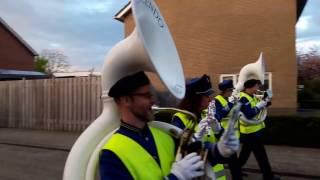 Muziekvereniging Crescendo Ommen Koningsdag 2017