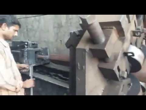Making of Rectangular Pipe