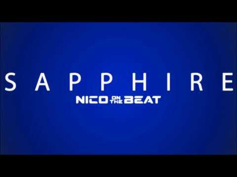 "Sick Rap Beat Dope Hard Trap Instrumental - ""Sapphire"" (Prod. Nico on the Beat)"