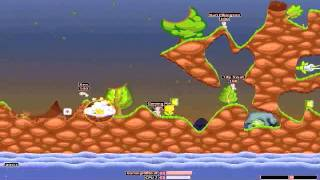 Worms Armageddon Review on the PC!