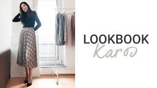 Karos stylen wie ein Profi | Lookbook Trend Karos Herbst 2018 | natashagibson