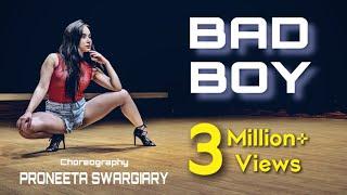 Bad Boy - Saaho Prabhas Jacqueline Neeti Mohan Badshah Choreography By PRONEETA SWARG ...