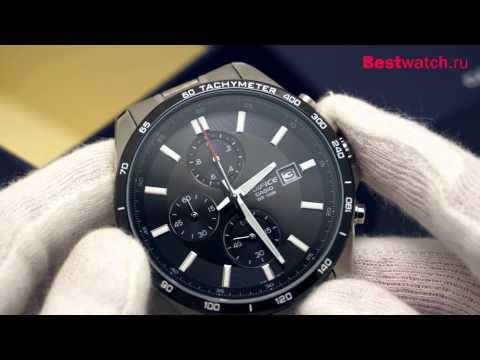 Обзор мужских часов Casio Edifice EFR-512D-1A