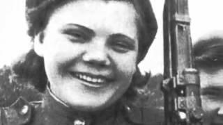 История России. Вторая мировая война - День за Днём 89 серия Женщины и война
